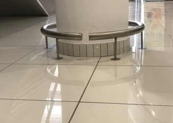 Shopping mall installations by Exclusivio Wrought Iron Designs does wrought iron and stainless steel products024
