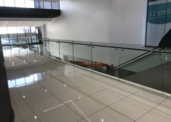 Shopping mall installations by Exclusivio Wrought Iron Designs does wrought iron and stainless steel products029