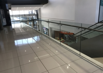 Shopping mall installations by Exclusivio Wrought Iron Designs does wrought iron and stainless steel products025