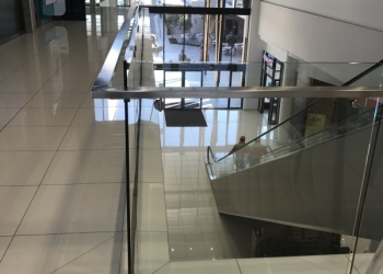 Shopping mall installations by Exclusivio Wrought Iron Designs does wrought iron and stainless steel products027