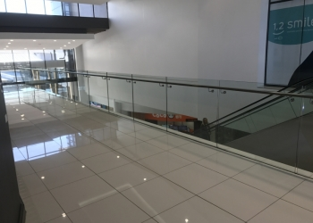 Shopping mall installations by Exclusivio Wrought Iron Designs does wrought iron and stainless steel products030