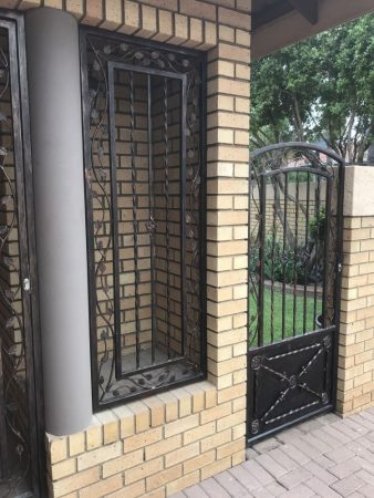 One More Excusivio Delightful Combination Of Complementary Wrought Iron  Products For Yet Another Very Satisfied Client. The Components Are All  Fabricated To ...